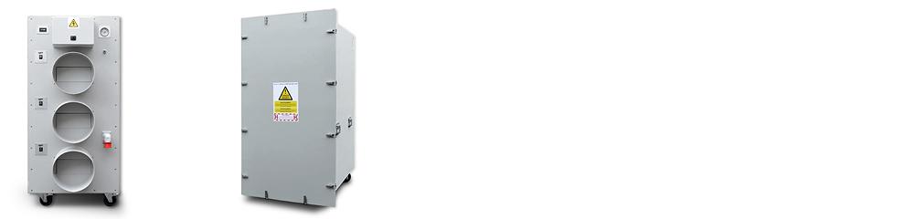 NPU 10000 Unterdruckhaltegerät